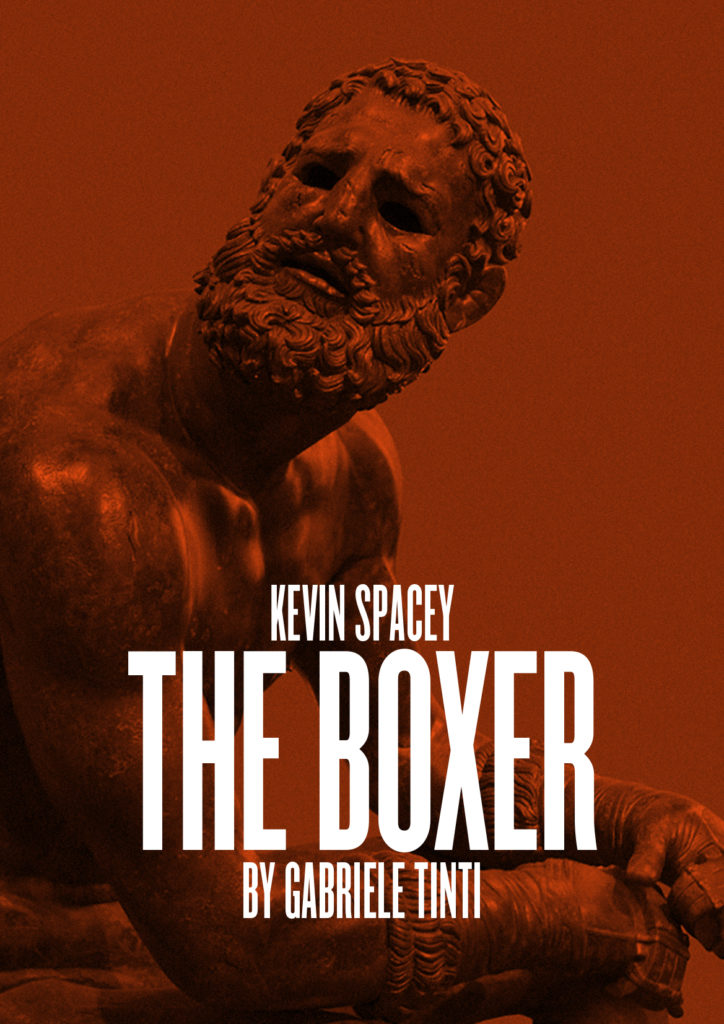 "Kevin Spacey reads ""The Boxer"" by Gabriele Tinti"